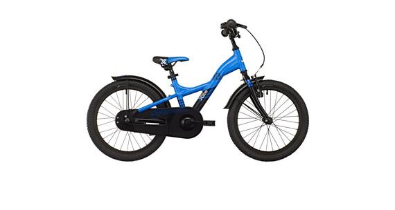 s'cool XXlite 18 - Vélo enfant - alloy bleu
